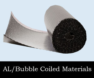 Single Foil Bubble Reflective Heat Insulation Material pictures & photos