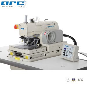 Electronic Eyelet Button Holing Sewing Machine (AC-981)