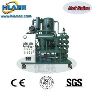 Vacuum Explosionproof Demulsification Waste Turbine Oil Water Separator pictures & photos