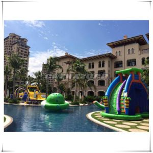 Summer Day Hot Sale Inflatable Saturn Water Games pictures & photos