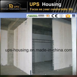 Standard Portable Mobile Polyurethane EPS Sandwich Panel House pictures & photos