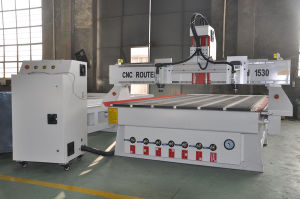 Multi-Purpose Woodworking Machinery Multi Head CNC Router pictures & photos
