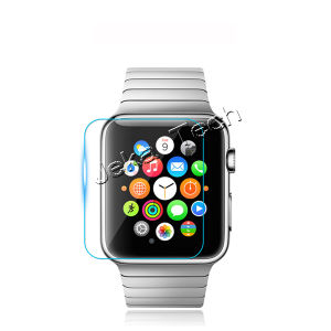 High Quality Factory Supply Tempered Glass Screen Protector for Apple Watch pictures & photos