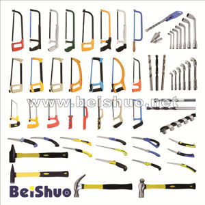 Cheap Price Hand Tools/Drill Set/ Hacksaw Frame/Hammer/Folding Saw pictures & photos