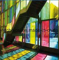 Decorative Colored PVB Laminated Glass with CE Certificate pictures & photos