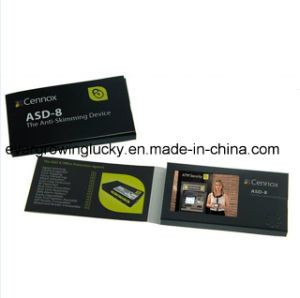 2.4 Inch LCD Video Card Module for Business /Advertising/ Wedding/ Invitation pictures & photos