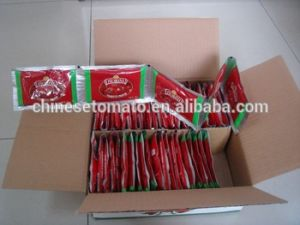 Hot Selling 70 G Sachet Tomato Puree for Wholesaler pictures & photos