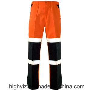 Reflective Safety Trousers with En20471 Certificate (C2395) pictures & photos