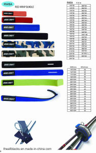 Fishing Tackle Rod Wrap Bundle 8-3