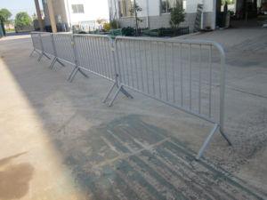 Zinc Coated Metal Crowd Stopper