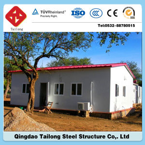 Prefabricated Sandwich Panel House for Sale pictures & photos