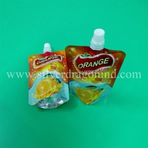 Aluminium Spout Pouch for 200ml Juice Packing pictures & photos