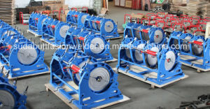 Sud315/90 HDPE Pipe Welding Machine pictures & photos