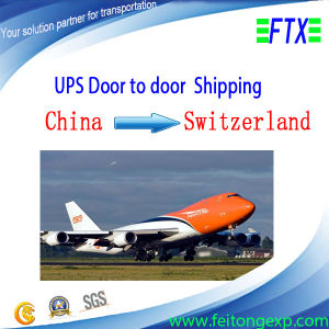 HK UPS Shipping Agent From China to Switzerland