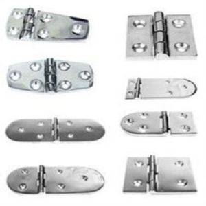 Stainless Steel Hinge Door Hardware Bathroom Accessories (sanitary ware) pictures & photos