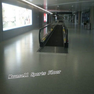 Professional PVC/Homogeneous Floor for Airport/Subway/Office pictures & photos