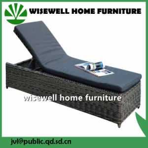 Wicker Patio Garden Furniture Lounge Day Bed (WXH-030) pictures & photos