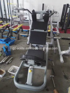 Leg Press Hack Squat Commercial Exercise Gymtraining Equipment for Wholesale pictures & photos