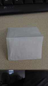 Fold Rolling Paper 95*66mm pictures & photos