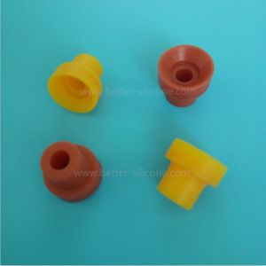 Medical Silicone Rubber Gasket for Manual Resuscitator pictures & photos