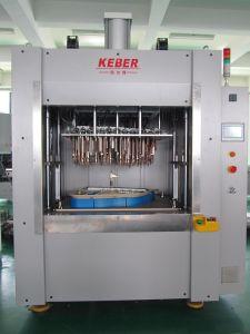 Auto Door Panel Heat Staking Welding Machine (KEB-QCMB50) pictures & photos