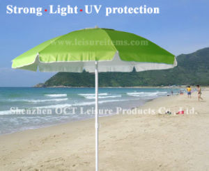Aluminum Beach Parasol pictures & photos