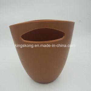 Large Matt Finish Copper Color Plastic Ice Buckets pictures & photos