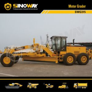 315HP Motor Grader (SWG315) pictures & photos