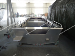 3mm Aluminum Boat for 5 -7 Person for Fishing Boat pictures & photos