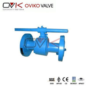 API6d Carton/Stainless Steel Forged Floating Ball Valve with High/ Low Temperature/Pressure