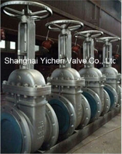 Flexible Wedge API 6D Rising Stem Flanged Gate Valve pictures & photos