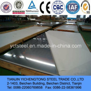 304 Stainless Steel Sheet Bright with PVC Film pictures & photos