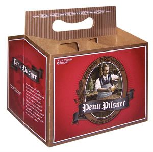 Custom Paperboard Beer Carrier pictures & photos