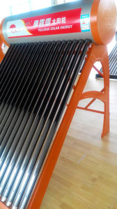 15 Years Professional Manufacturer of Solar Water Heater (TZ Series)