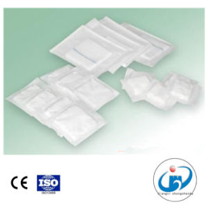 China Manufacturer Price Competitive Medical Gauze Swab CE Approved