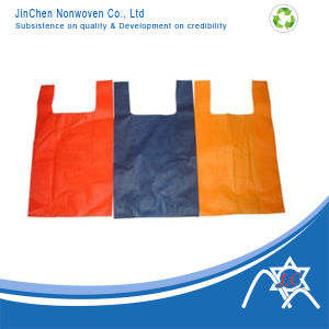 PP Spundonded Nonwoven Handbag pictures & photos