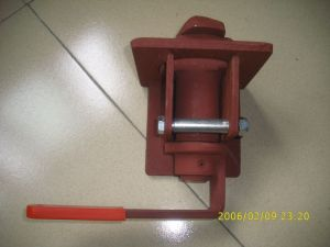 Forging Container Trailer Twist Lock pictures & photos