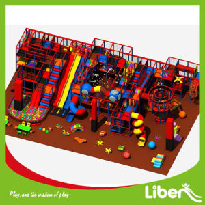 ASTM Certified Children Indoor Soft Playground Equipment for Sale pictures & photos