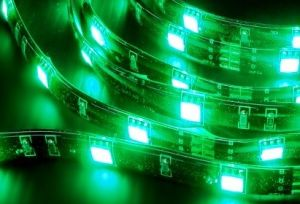 Solar Powered LED Strip Light pictures & photos