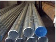 Galvanized Steel Pipe /Round Steel Pipe pictures & photos