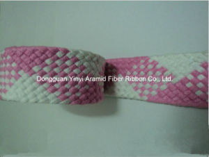 38mm Color Sp Yarn Weaving Webbing pictures & photos