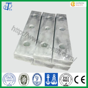 Cheaper Anodes Aluminum Alloy Sacrificial Anode