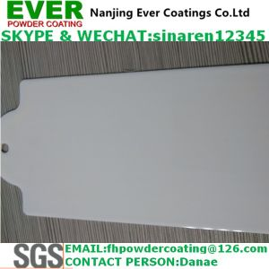 White Blue & Green Color Antibacterial Powder Coat Paint pictures & photos
