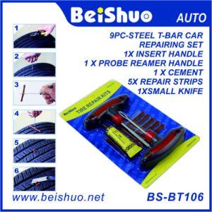 8PCS Passenger Car Pistol Handle Tire Repair Tool Kit pictures & photos