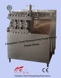 Mango Juice High Pressure Homogenizer (GJB3000-25) pictures & photos