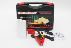 Super Slim Emergency Tool Racing Car Battery Mini Jump Starter pictures & photos