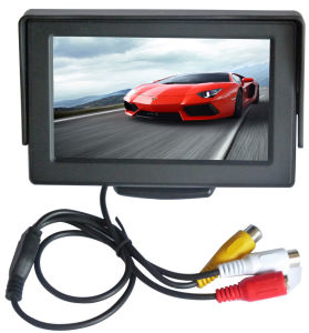 Portable 3.5inch Mini CCTV Monitor pictures & photos