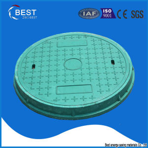 En124 BMC B125 Anti-Theft Composite Manhole Covers pictures & photos