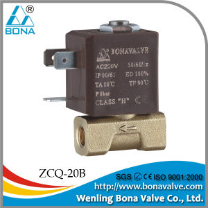 Solenoid Valve/2 Way /Ceme (ZCQ-20B) pictures & photos