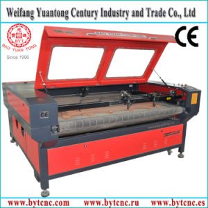 60W 80W 100W 130W CO2 Laser Cutting Machine for Fabric Clothes pictures & photos